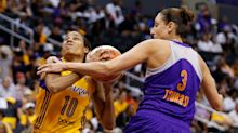76ers assistant Lindsey Harding wants to see Diana Taurasi give the NBA a try