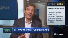 Allstate CEO: We're looking at ways to insure people who ...