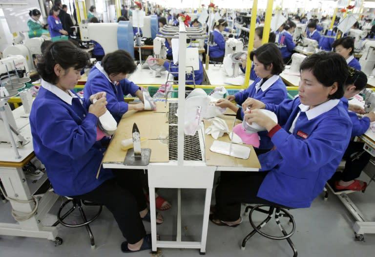 Japan, US, S.Korea discuss N.Korean nuclear issue