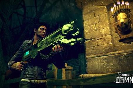 Shadows of the Damned launching on June 21, 2011