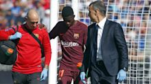 Huge Liverpool boost as Barcelona confirm January transfer strategy after Dembele injury