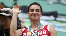 Isinbayeva to head RUSADA Supervisory Council