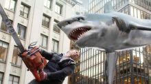 'Sharknado': How a Man NamedThunder Spawned Syfy's Flying-Shark Phenomenon