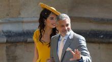 Mira a los famosos que han llegado a la boda entre el príncipe Enrique y Meghan Markle; ¡qué elegancia!