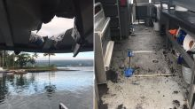 23 People Injured After 'Lava Bomb' Hits Roof of Hawaii Tour Boat