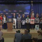 President Trump invites 'Angel Families' to the White Hou...