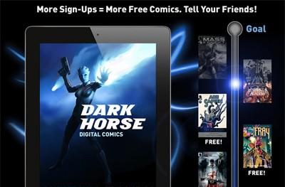 Dark Horse Digital coming to iOS April 27
