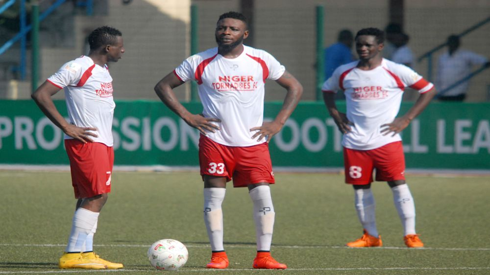 Federation Cup: Niger Tornadoes' Bala eyes another FC IfeanyiUbah upset