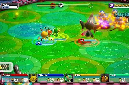 Pokemon Rumble U shakes a trailer, rattles off new features