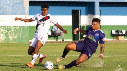 Vasco vence o São Raimundo-RR e garante uma vaga nas quartas de finais da Copa do Brasil Sub-20