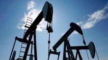 Landlocked oil