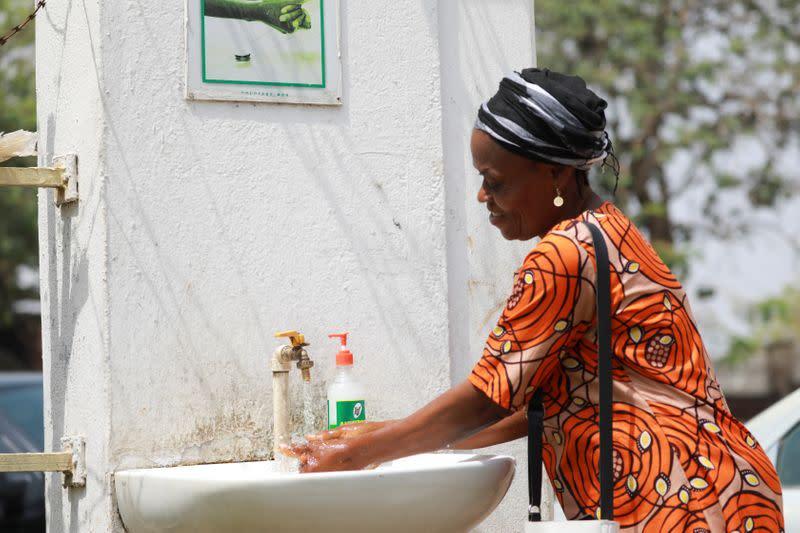 Coronavirus knock-on effect hitting vital health services in Africa - WHO