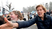 Elizabeth Warren's Campaign Moves Ad Buys From South Carolina to Nevada