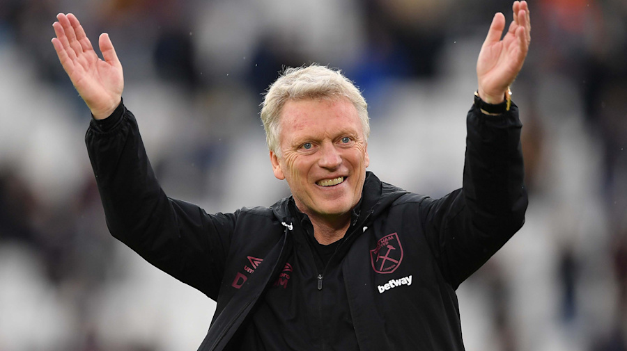 David Moyes ends speculation by signing long-term West Ham deal