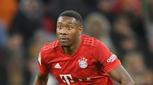 Alaba not distracted by future talk as Bayern gear up for Barcelona