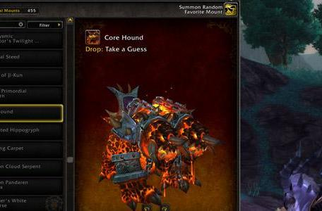 Warlords of Draenor: Forget looting the hounds, we can ride them