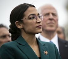 Email Address Given to Ocasio-Cortez Beau Sparks Heated Exchange