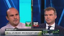 Debate it: Bull vs bear on Microsoft