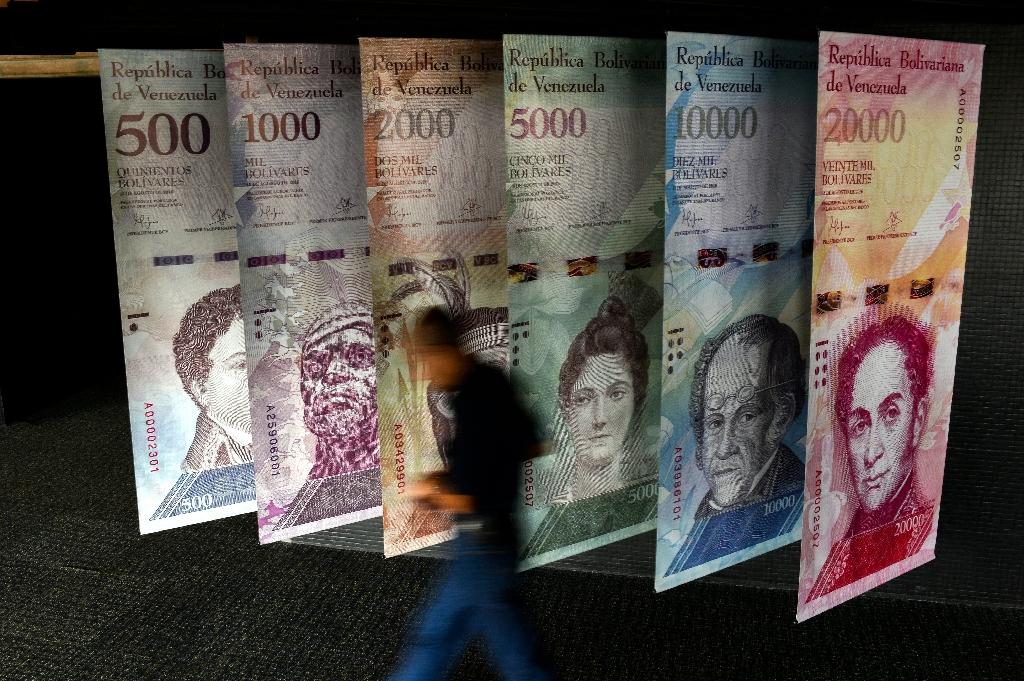 Venezuela's government is showing signs of trying to tackle its crippled economy and hyperinflation issues