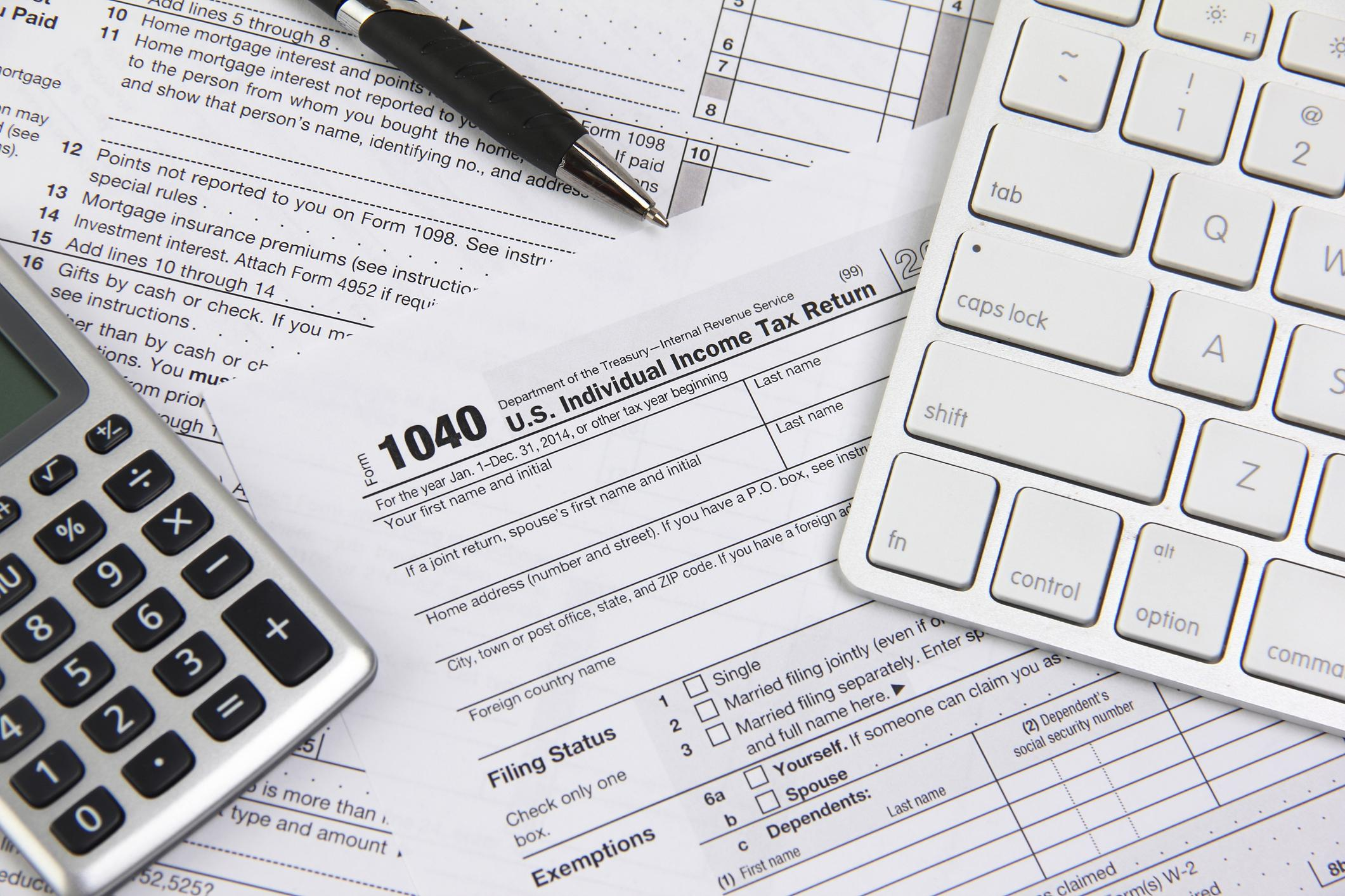 We ran our taxes through 5 programs to see how consistent they were