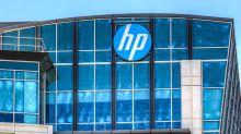 Hewlett-Packard Stocks Near Major Breakdowns
