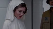 "Disney negocia usar imagem digital de Carrie Fisher na saga ""Star Wars"""