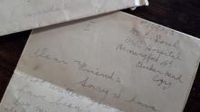Families want First World War letter shared with public: antique store owner