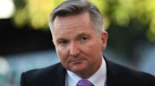 Chris Bowen pulls out of Labor leadership race hours after Sunrise roasting