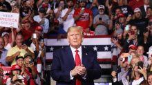 La turbulencia económica inquieta a Trump y se mete en la campaña para 2020