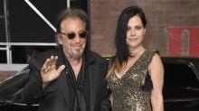 """La novia de Al Pacino confiesa por qué le dejó: """"Es duro estar con un hombre tan viejo"""""""