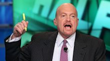 Cramer calls Bank of America the 'Amazon' of financial stocks