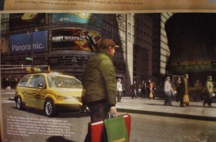 GTA IV scans hit the internet (and run)