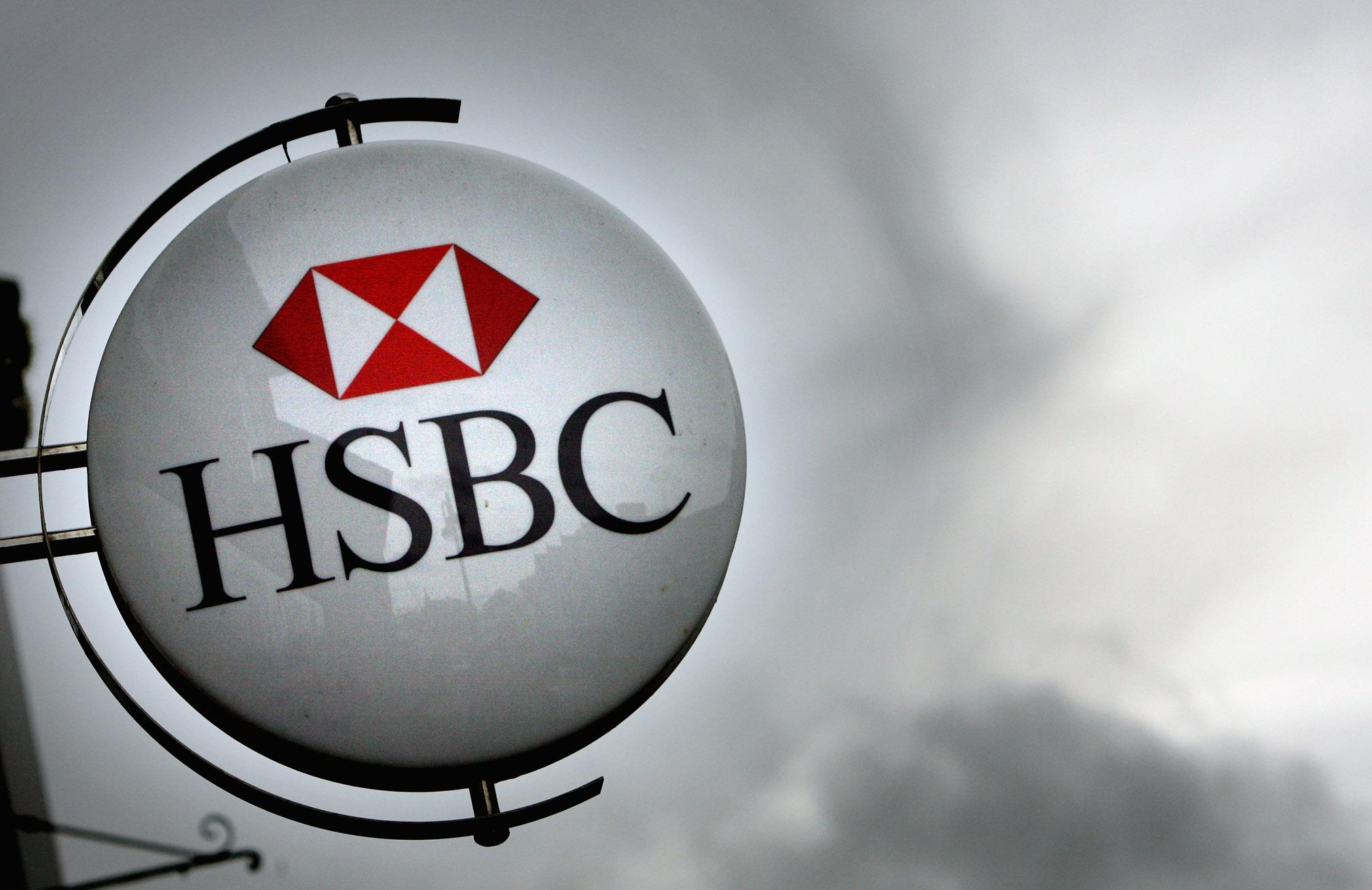 HSBC 'to axe 10,000 jobs' to cut costs