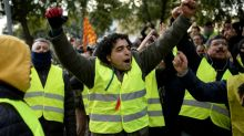 Taxi driver badly hurt in Spain's 'anti-Uber' strike