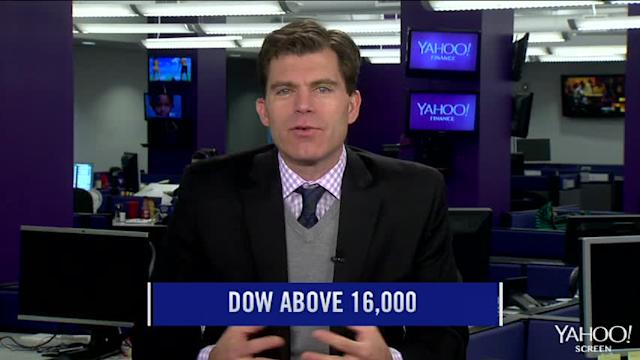 Dow Fights to Stay Above 16,000; PetSmart and Foot Locker Report; Xbox One Debut