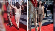 Rose McGowan reveals famous MTV VMA dress was a protest against Harvey Weinstein