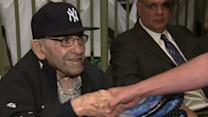 Yogi Berra Honored for His D-Day Service