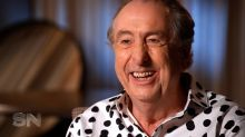 Eric Idle: Monty Python star always looks on the bright side of life