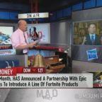 Hasbro CEO: Earnings, tariffs and esports