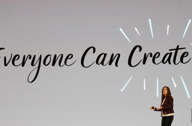 Apple sneaks art lessons into curriculum with 'Everyone Can Create'