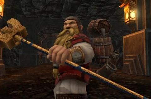 Ring in the end of the year with Warhammer Online's Keg End