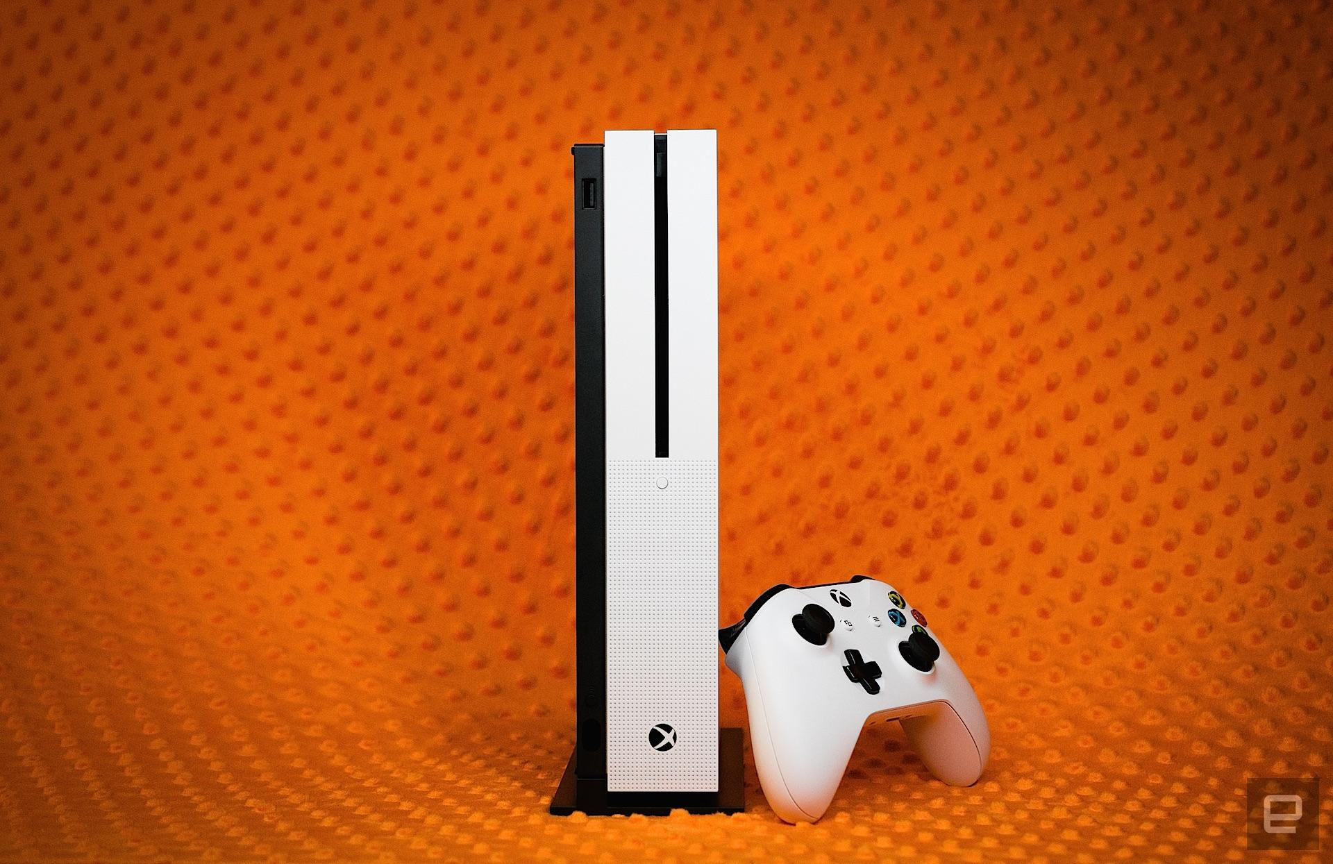 Xbox One S review: a worthy successor -- to the Xbox 360