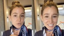Flight attendant baffles TikTok with list of behind-the-scenes facts about her job: 'That is NOT fair'