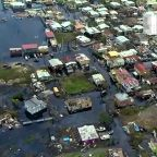 Puerto Rico power outage island-wide, 7 months after Maria