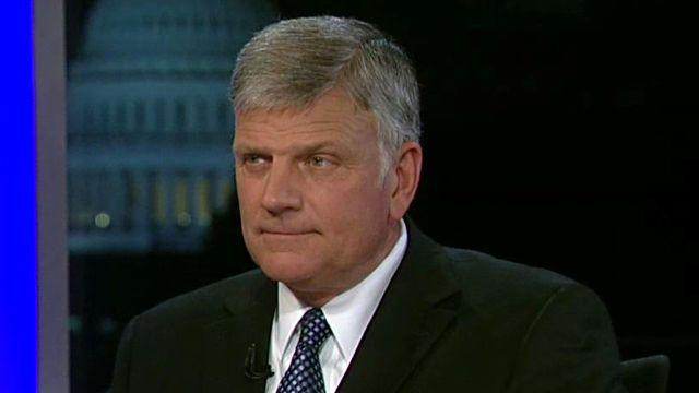 Franklin Graham: How the IRS targeted my religious charities