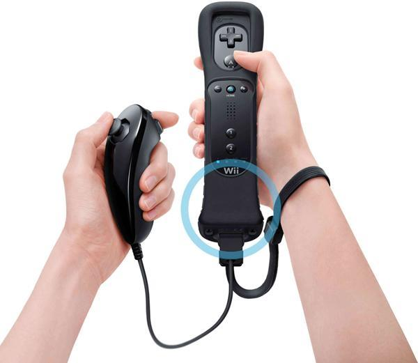 Black Wii remote bundle coming to North America, no matching console in sight