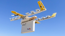 FedEx partners with Wing, Walgreens for drone deliveries