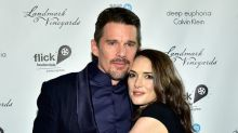 Ethan Hawke and Winona Ryder's Reunion at the Gotham Awards Makes Us Nostalgic for the '90s