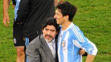 """Maradona raccontato da Burdisso: """"Non lo ringrazierò mai abbastanza. Era il mio eroe"""""""