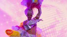 'Priscilla' performer sings LIVE